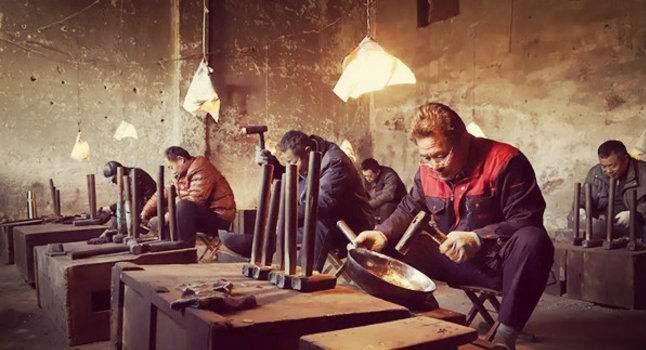 今天就来说说山东的铁匠们.