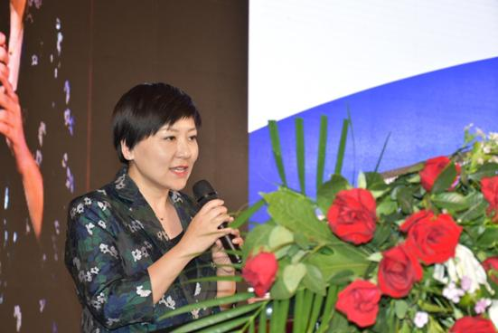艾思玛新能源技术(江苏)有限公司销售副总经理 汪婷
