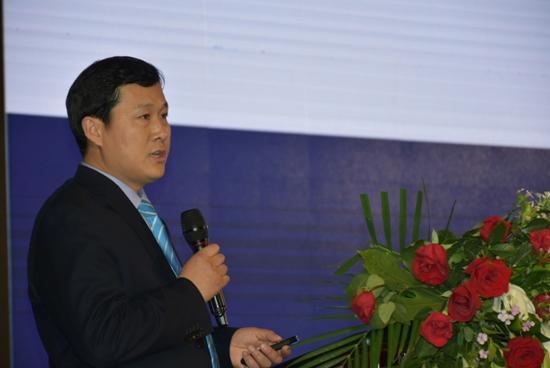 力诺电力集团副总经理、华中事业部总经理李君来