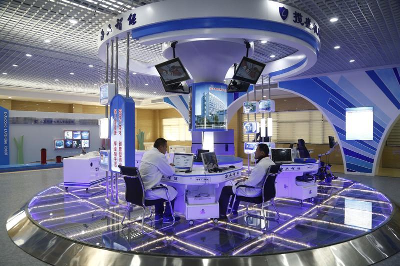 天智能工程有限公司研发中心