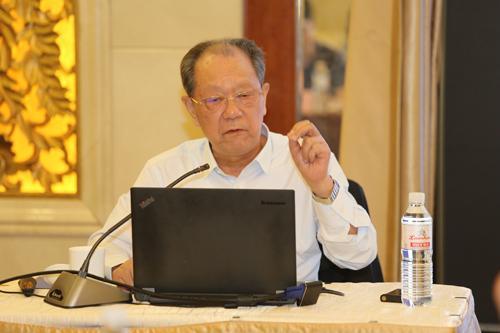 河南省时空大数据产业技术研究院王家耀院士
