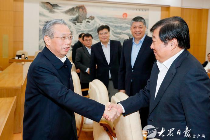 刘家义就做好当前和明年经济工作召开座谈会