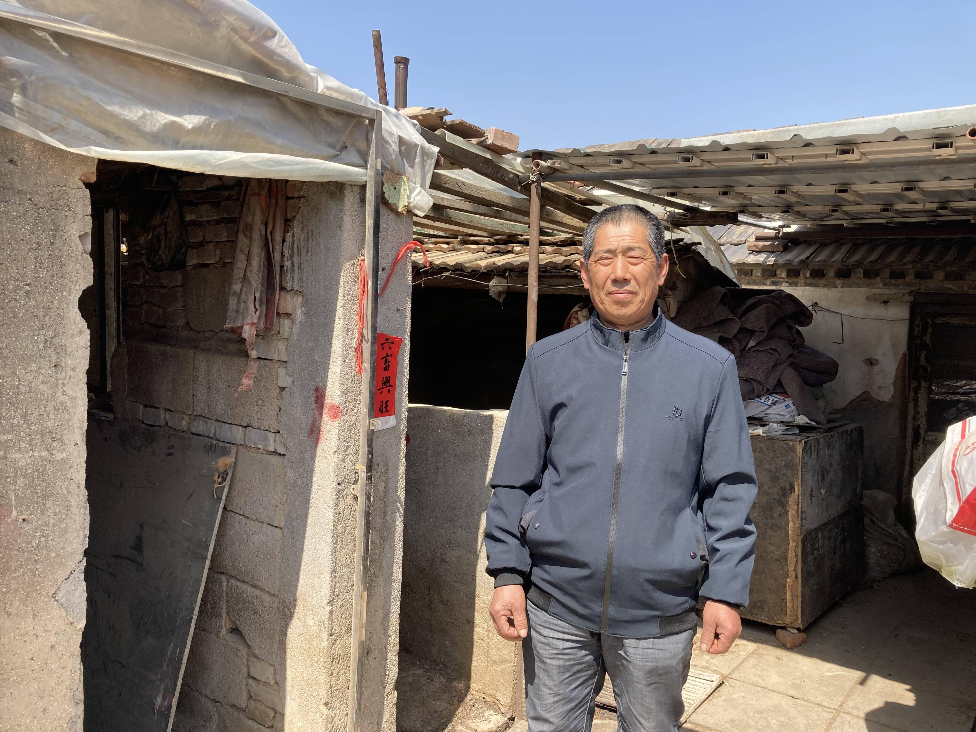 刘法强是村里的老好人。