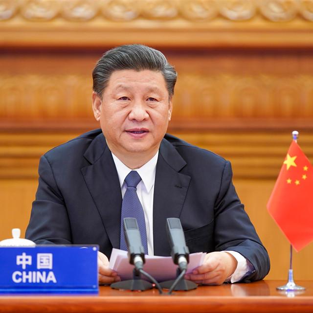 """全球战""""疫"""",习主席的倡议彰显中国担当"""