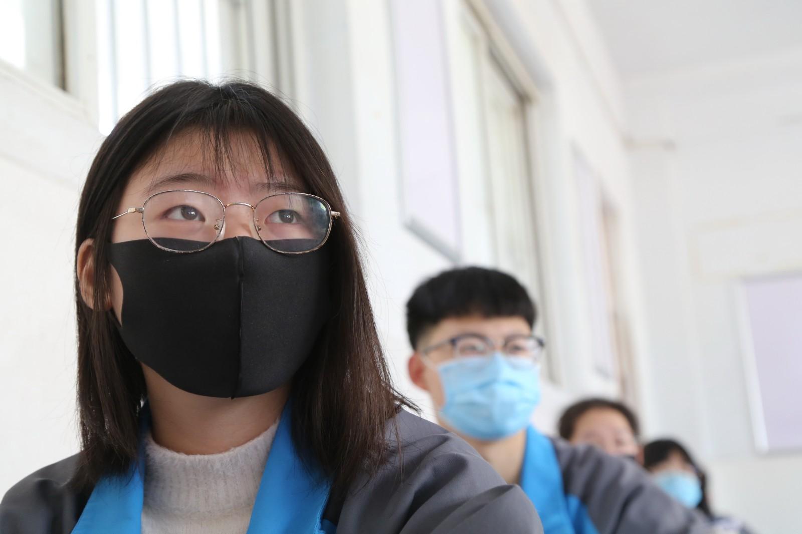 开学防疫第一课 陈峰
