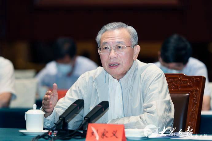 山东省党政代表团在新疆考察对接对口支援工作