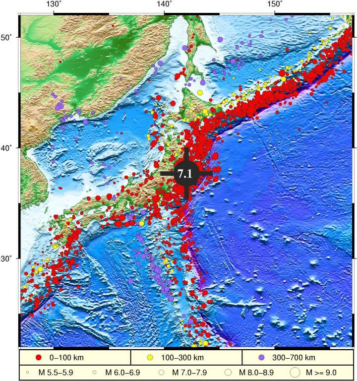 茨城 地震