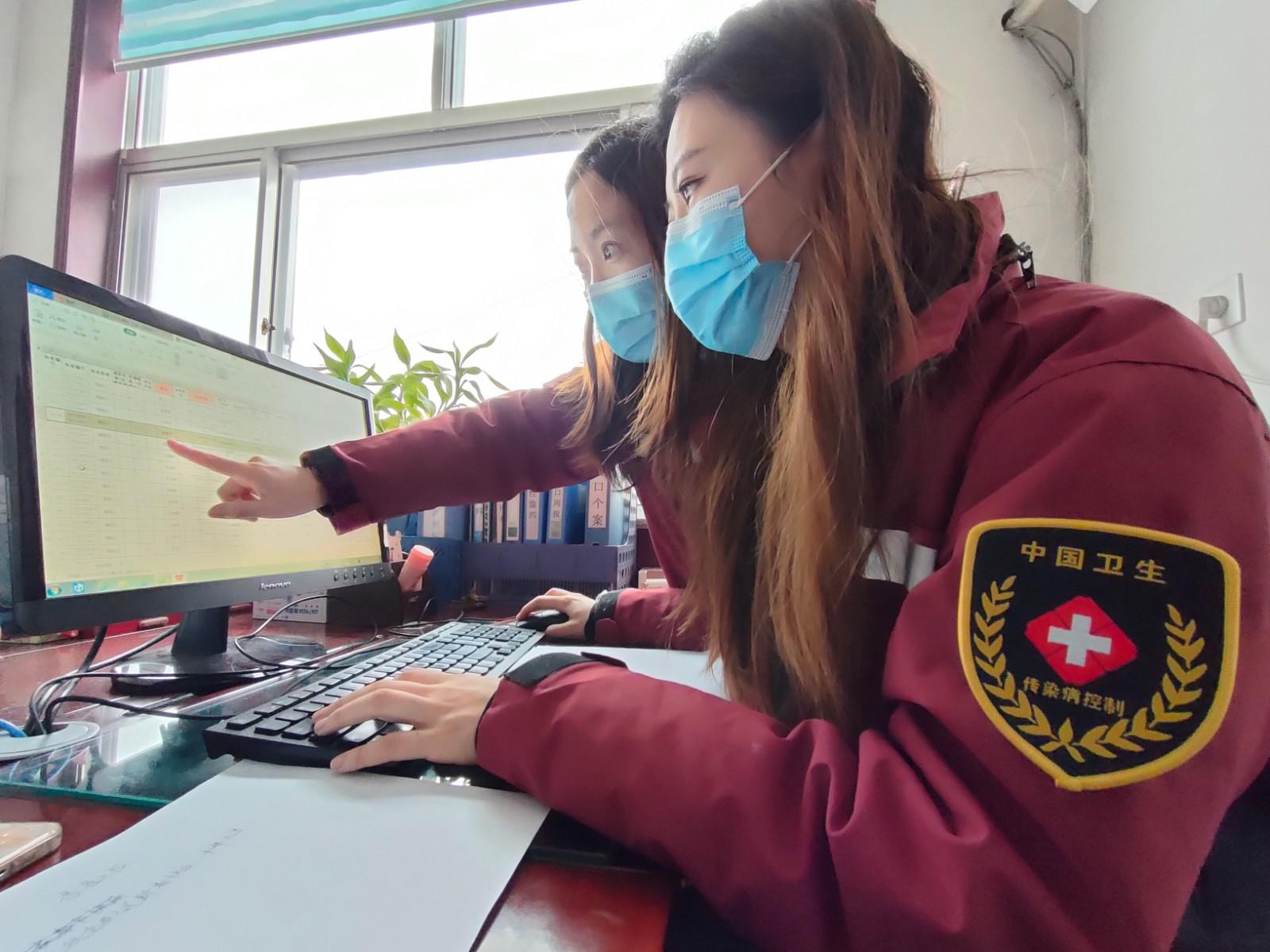 2021年春节假期,无棣县疾控中心工作人员坚守岗位、主动担当作为,做好信息收集、境外返回人员接转等疫情防控工作。
