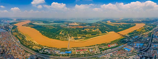 济南新旧动能转换起步区获批,济南全面开启黄河时代。