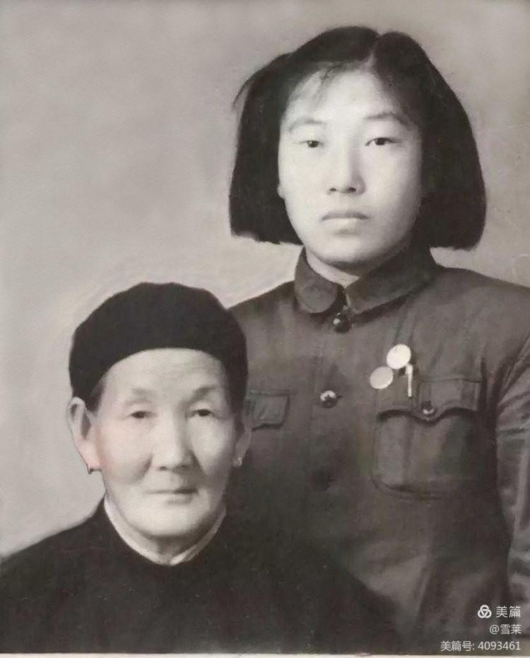 姥姥和母亲